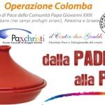 25 Gennaio, Reggio Emilia – Dalla padella alla pace