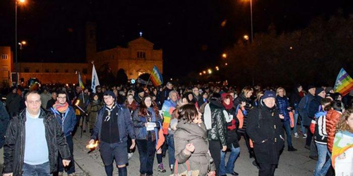 Dopo la marcia a Molfetta: interviste,video, foto………..