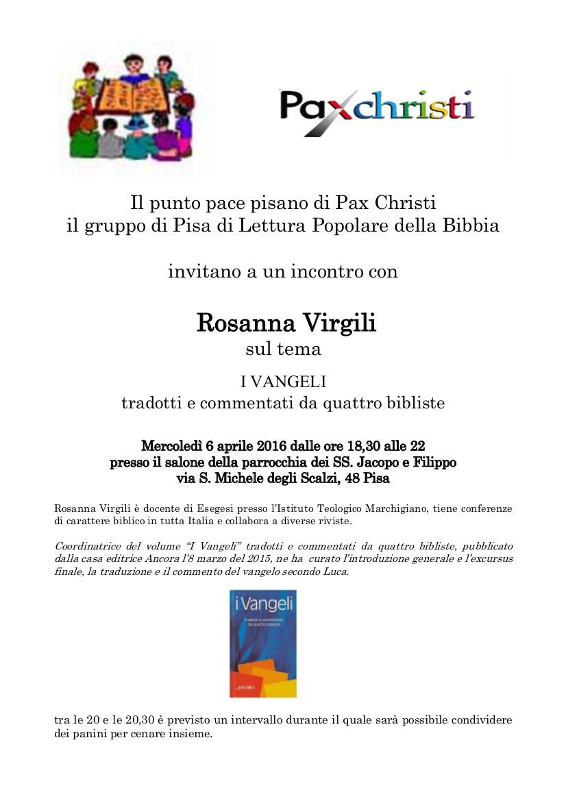 Volantino  Rosanna