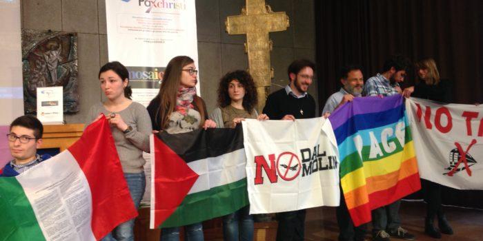 Da Assisi: Misericordia è disarmo, giustizia e condivisione. La centralità della nonviolenza evangelica