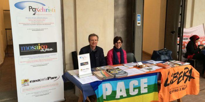 Pax Christi alla Biennale della Cittadinanza Attiva a Catania