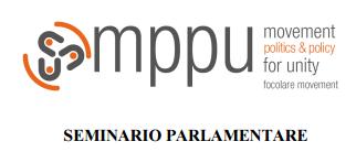 Seminario Parlamentare su guerre,  scelte di pace e riconversione industriale