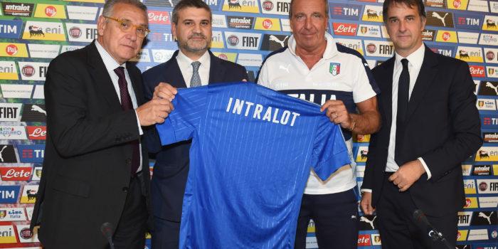 Nazionale di calcio e Intralot…  accordo da 'rivedere'