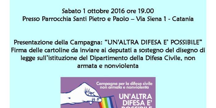"""""""Giornata dell'Andare Insieme""""  a Catania"""