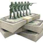 Spese militari in crescita nel 2017, ma terrorismo e migranti non sono la causa