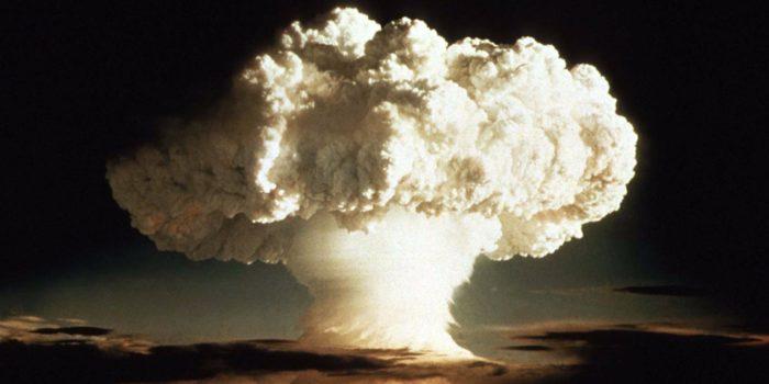 Siano proibite ed abolite le armi nucleari