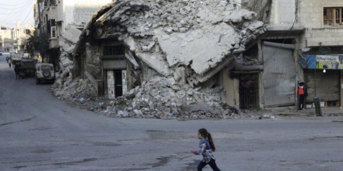 Digiuno per la Siria