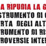 Campagna Territoriale di Resistenza alla Guerra Area Pisa-Livorno