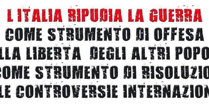 Comunicato sul lancio della campagna territoriale di resistenza alla guerra / area Pisa-Livorno
