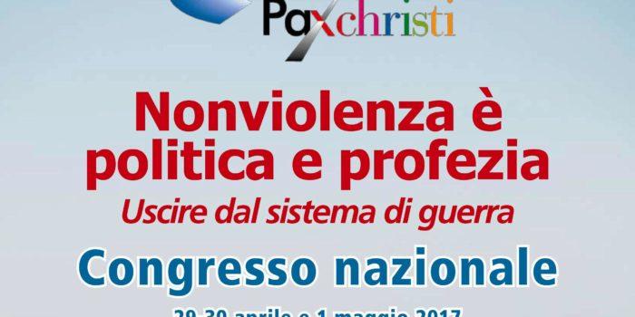 Comunicato finale Congresso di Pax Christi Italia