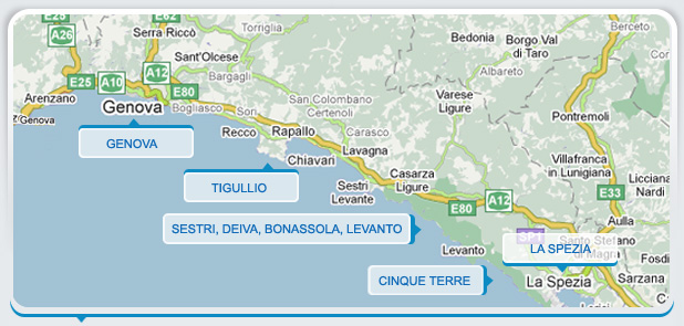 "22-28 agosto, Liguria – Settimana ""spirito, arte, pace"""
