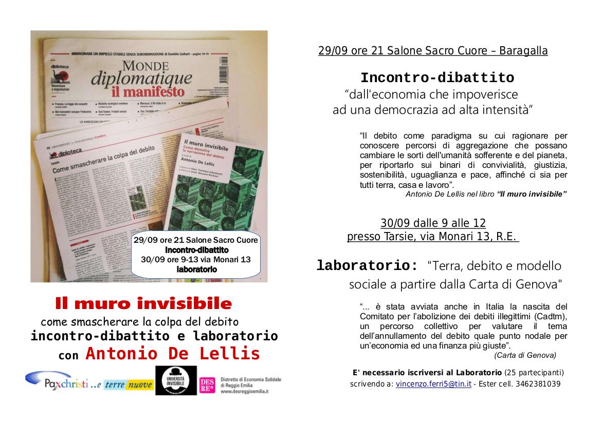 locandina De Lellis