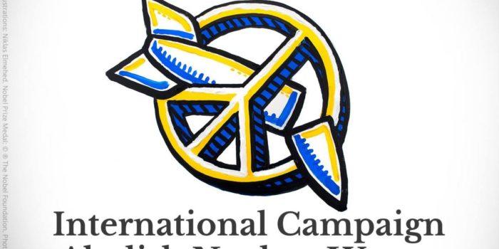 Pax Christi International si congratula con ICAN per l'assegnazione del premio Nobel per la Pace 2017