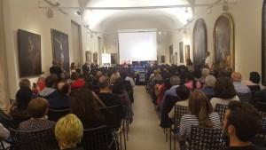 Presentazione calendario Pax Christi 2018 Catania, Museo Diocesano