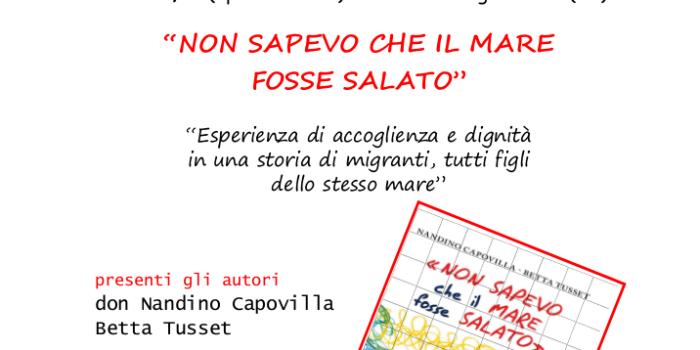 10 Febbraio, Rivalta, Montecavolo, Regina Pacis (RE) – Non sapevo che il mare fosse salato