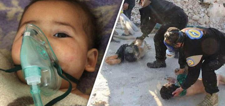 ATTACCO CHIMICO A DOUMA: L'OMS DI GINEVRA CONTRADDETTA DALL'UFFICIO LOCALE DELL'ONU IN SIRIA (E DALLA MEZZALUNA)!