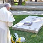 Rassegna stampa sulla visita di Papa Francesco a Molfetta