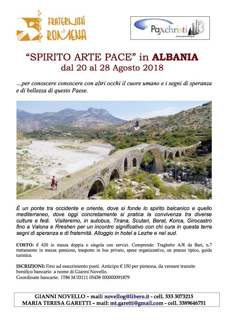 Spirito_Arte_Pace 2018-ALBANIA