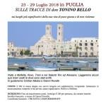 23 – 29 Luglio, Puglia – Sulle tracce di don Tonino