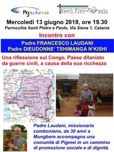 Incontro sul Congo