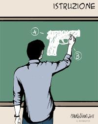 scuole (s)militarizzate