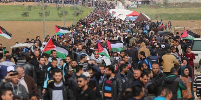 Marcia del ritorno: almeno 133 palestinesi uccisi