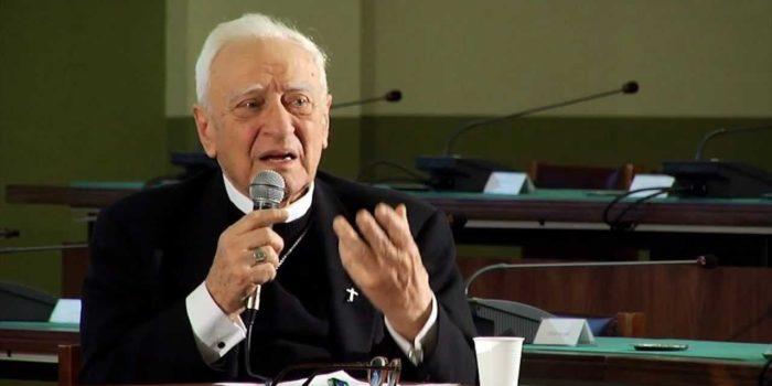 Mons. Bettazzi: lettera aperta al Presidente del Consiglio