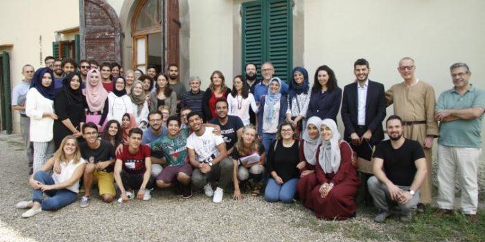 Giovani cristiani e musulmani alla Casa per la Pace
