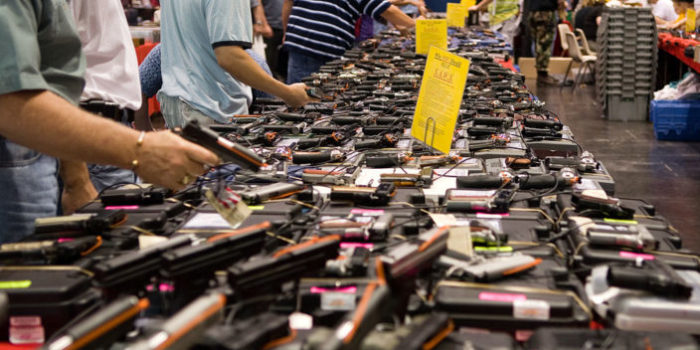 Incontro con giovane studente Usa: basta armi!