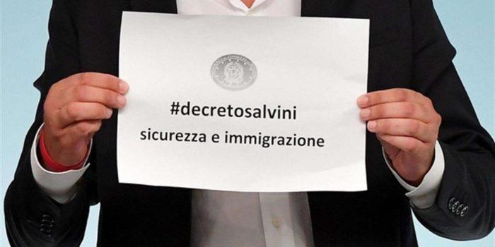 """Il Presidente di Pax Christi, mons. Ricchiuti: """"Decreto Salvini, noi non ci stiamo!"""