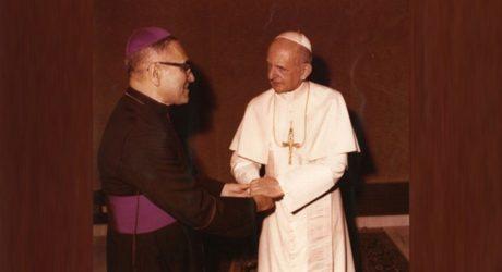 Mons. Oscar Romero. Per la gente latinoamericana è già Santo. Martire