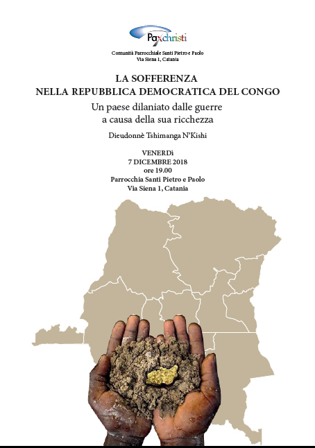 Incontro a Catania sul dramma del Congo