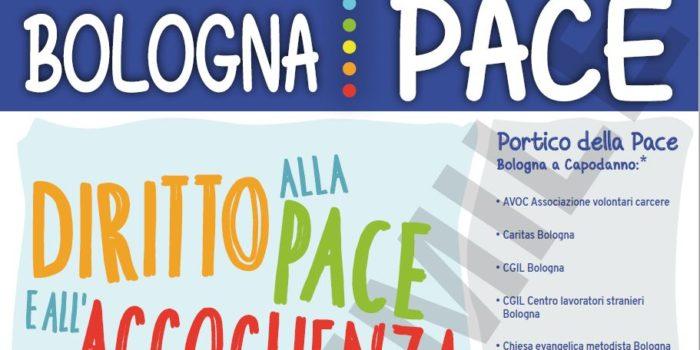 1 gennaio 2019, Bologna – Marcia della pace
