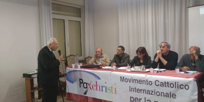 """Assemblea di Pax Christi: """"Forgeranno le loro spade…"""""""