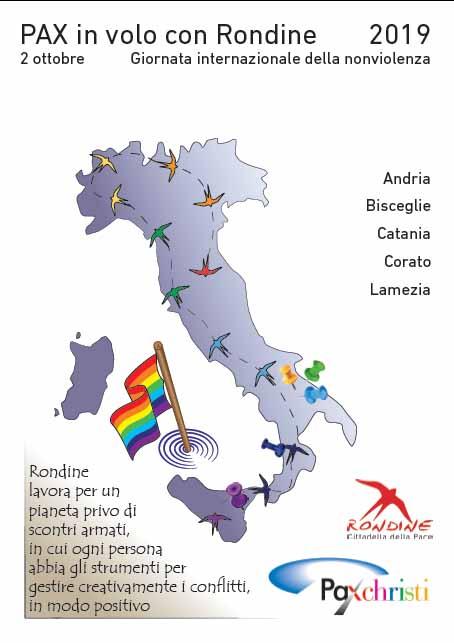 Incontro con gli studenti di Rondine Cittadella della Pace (Arezzo)