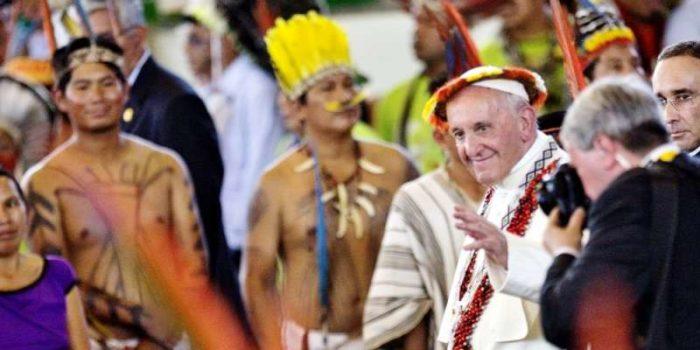 Con il fuoco dello Spirito rinnovare i cammini della Chiesa assieme ai martiri dell'Amazzonia