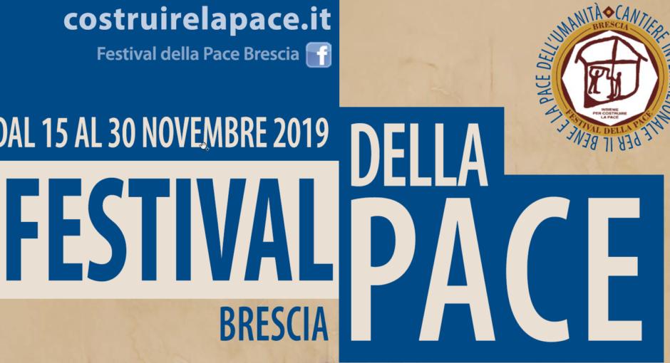 15-30 Novembre, Brescia – Festival della pace