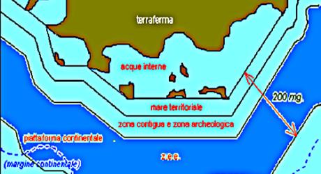 La guerra nel Mar Mediterraneo. Scontro sulle Zone Economiche Esclusive
