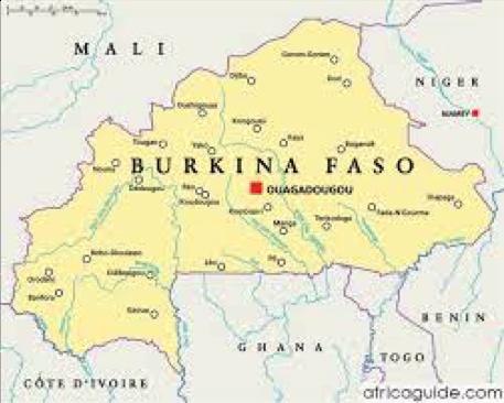 Burkina Faso: il dramma di un popolo