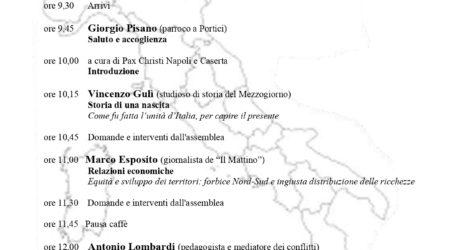 ITALIA DEL NORD-ITALIA DEL SUD – STORIA, GIUSTIZIA, NONVIOLENZA