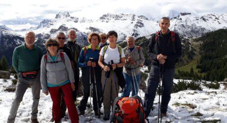 Pinto pace Vicenza – Escursione storico-pacifista al monte Verena