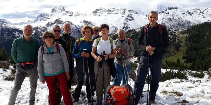 Punto pace Vicenza – Escursione storico-pacifista al monte Verena