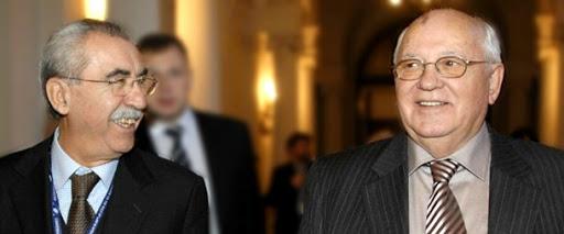 Gorbaciov esprime le sue condoglianze per la morte di Giulietto Chiesa