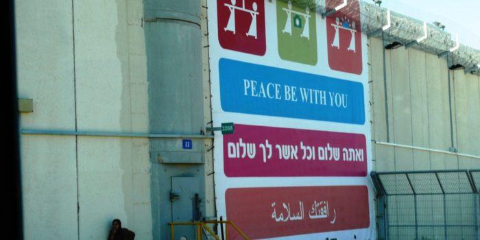 Pax Christi International si oppone ai piani israeliani per l'annessione.