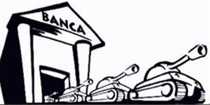 Campagna di Pressione alle Banche Armate