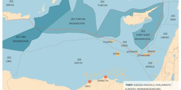 La crisi Grecia e Turchia: cosa c'è in gioco e quali sono gli attori