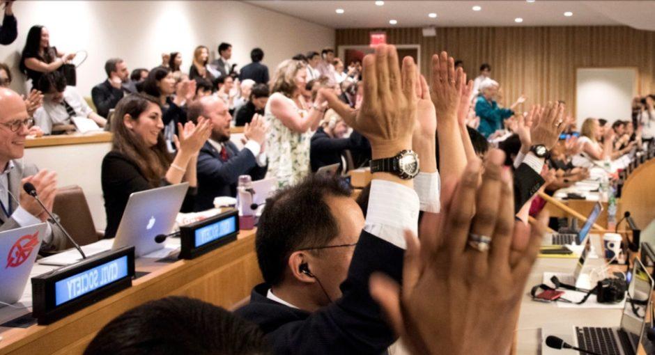 Pax Christi International – Armi nucleari bandite: 50a ratifica del trattato delle Nazioni Unite