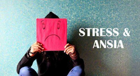 Stress, paura, inibizioni…A tutto c'è un limite!
