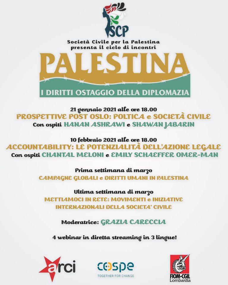 Palestina: i diritti ostaggio della diplomazia