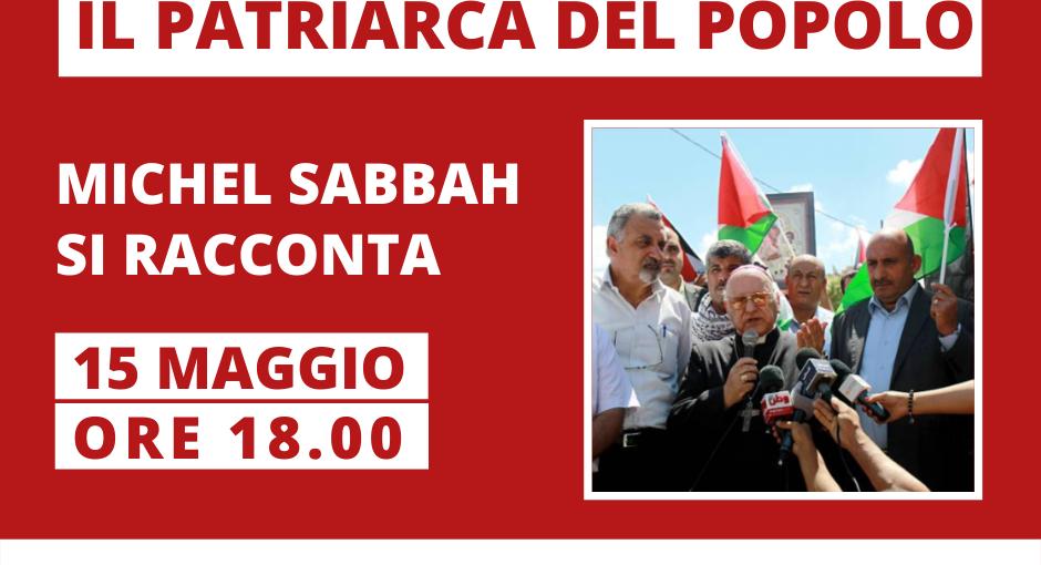 """Prima visione italiana del documentario """"Il Patriarca del Popolo"""""""